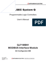QJ71MB91 Manual