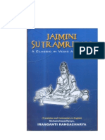 Jaimini Sutramritam. by M
