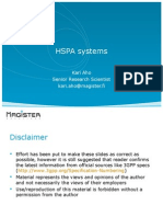 HSPA Systems 002