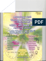 Astrology and Timing of Marriage