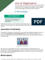 12.1.PartnershipFormOrganization