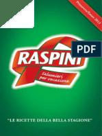 Le Ricette Della Bella Stagione-Raspini