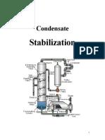 03 Condensate Stabilization