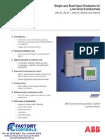 AX4 Conductivity Analyzsers Datasheet.pdf