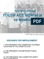 Youth Act Now Et Al vs Aquino [Presentation for Committee on Justice] (1)