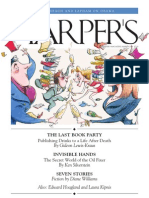 Harpers' - The Last Book Party