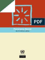CEPAL Documentos- Panorama Social 2013