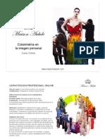 Curso Colorimetria Online M.aubele