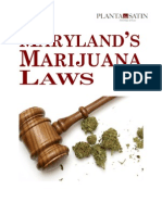 Maryland's Marijuana Laws - Free E-book