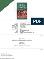 Wendy Doniger Purana Perennis Reciprocity and Transformation in Hindu and Jaina Texts 1993