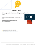 The Entanglements of Humans and Things