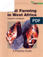 Snail Farming in West Africa