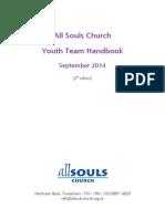 2014 09 Youth Team Handbook - 2nd Ed