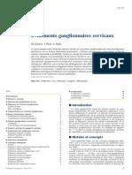 03.Évidements Ganglionnaires Cervicaux