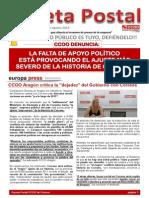 1881802-Gaceta Postal n 3 El Correo Publico Es Tuyo, Defiendelo