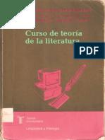 Curso de Teoria de La Literatura-D-Villanueva