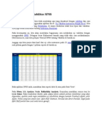 Cara membaca Validitas Dan Reliabilitas SPSS