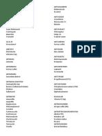 daftar obat