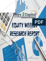 Equity Report by Ways2Capital 02 Sep 2014