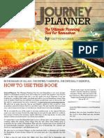 2013 Journey Planner