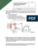 Simulado - DP Termodinâmica Básica