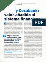 CECA y Cecabank