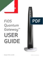 Verizon FiOS Quantum Gateway