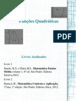 apresentação (funções quadráticas)