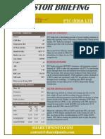 Sharetipsinfo PTC India