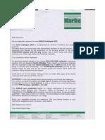 Carta Karlie-Catálogo 2012