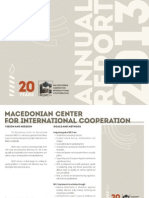 MCIC annual report 2013