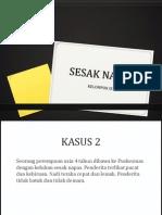SESAK NAPAS KLP. IX.pptx