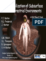 Extraterrestrial Environments