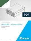 Manual UPS RT 5 10kVA en Us