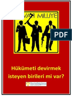 181163905 Hukumeti Devirmek PDF