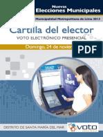 Cartilla Elector VEP NEM