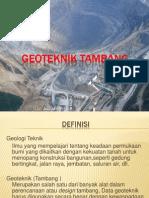 2.Geoteknik Tambang