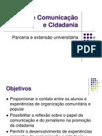 Projeto de Comunicacao e Cidadania