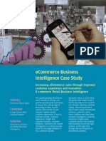 eCommerce Retail Business Intelligence - Case Study