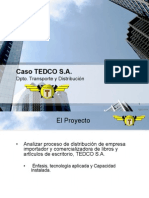Proyecto Final Logistica Internacional