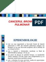 Cancer bronho+pulmonar