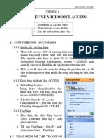 Giao Trinh Access 2003