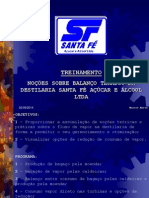 Balanco Termico Destilaria SF PPT