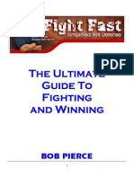 Ultimate fight guide