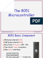 8051 microcontroller