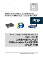 Bahan Sokongan Modul PdP Sistem Rangkaian Dan Dunia Internet Bhg 2