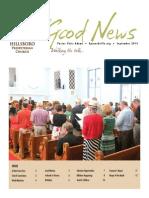 The Good News September 2014