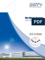 GST Fire Alarm System-Catalog