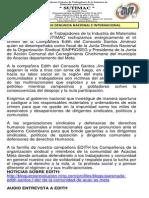 comunicado denuncia por asesinato de la fiscl ncionl sinprocep agosto 30 de 2014