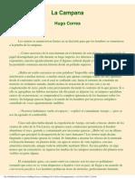 La Campana Hugo Correa Cuento